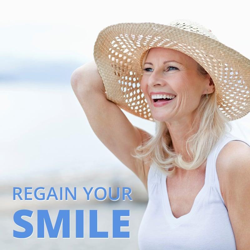Regain Your Smile