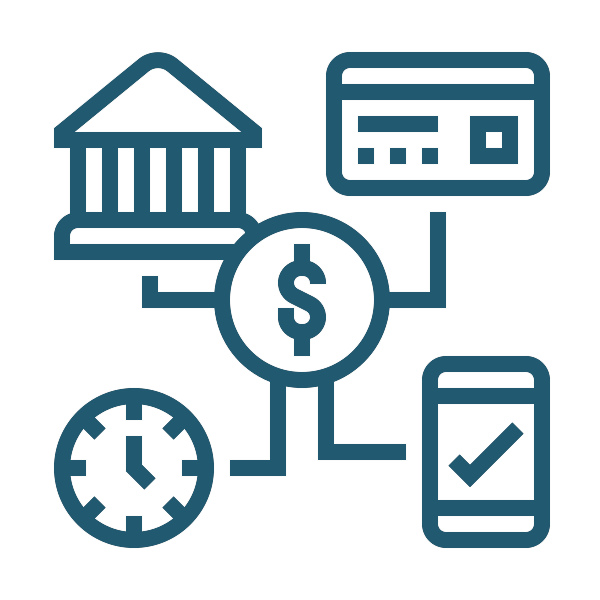 Payment Options Icon - NSSS